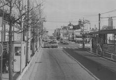 1969年(昭和44年) 2月 品川区大井1丁目付近 大井町駅東口