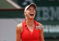 Danish tennis player Caroline Wozniacki Pictures Getty Images