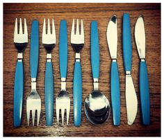 Oh the cutlery