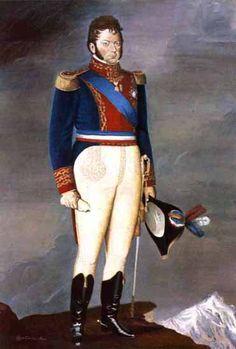 General Benardo O'Higgins Riquelme - Libertador y director supremo de Chile