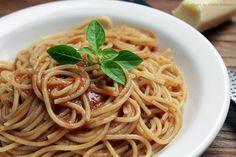 Espaguete ao sugo Chef Taico, Sugar, Spaghetti, Ethnic Recipes, Blog, Recipes, Ethnic Food, Blogging, Noodle