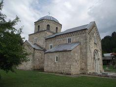 Monastère de Studenica, 12ème siècle