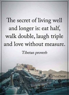 Wisdom Quotes : The secret of living well and longer. by Life Life Quotes Love, Wisdom Quotes, Great Quotes, Quotes To Live By, City Quotes, The Words, Cool Words, Positive Quotes, Motivational Quotes