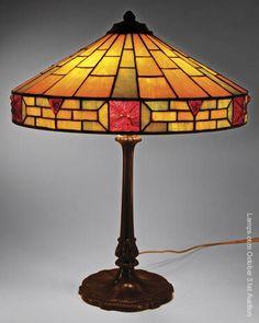 Wilkinson water lily leaded glass table lamp on lead glass glass 6 wilkinson jewelled leaded glass lamp on aloadofball Gallery