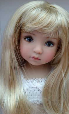 Piper  by Geri Uribe series Little Darling #1 studio of Dianna Effner #Dollsl SOLD BIN for $1,200.00 on 3/24/15