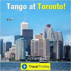 Flights to Toronto (Canada)