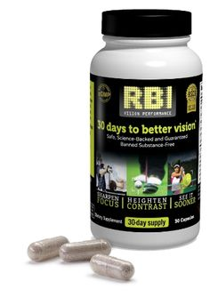 BSCG NEW Certification R.B.I. Vision Performance  :-  Click image to more.