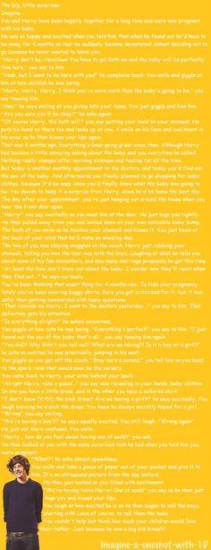 Harry Imagine! AWWWW so cute!!!:D