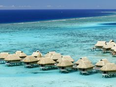 Aerial View at 5 star hotel: Sofitel Moorea Ia Ora Beach Resort. This hotel's address is: Maharepa Temae Moorea Island and have 114 rooms Tahiti Resorts, Beach Resorts, Hotels And Resorts, The Beautiful Country, Beautiful Places, Hotel In French, Moorea Island, Sofitel Hotel, Society Islands