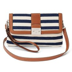 Chaps Plaid Convertible Crossbody Bag 394218d98380f