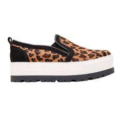 Pancha alta MOON #APie #shoes #sneakers #FallWinter15