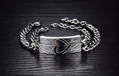 'Real Love' Couple Chain Bracelet
