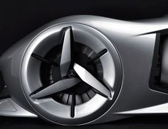 Jet-powered Benz of the Future! | Yanko Design