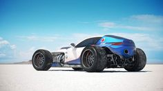 This Swedish Dude Designed Some of the Sexiest Cars and Bikes We've Ever Seen