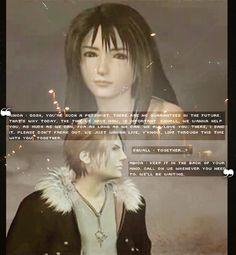 Final Fantasy 8 = my favorite video game