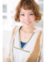 【fossette銀座】おしゃれ可愛いパーマボブ