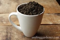 Compost Tea Recipe To Inoculate Your Organic Garden W Microbes: 4-8 cups fully finished organic compost 2 TBSP unsulfured blackstrap molasses 2 TBSP ea organic liquid fish & kelp fertilizers