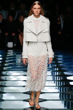 Balenciaga Spring 2015 Ready-to-Wear Fashion Show - Hedvig Palm (Next)