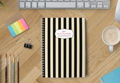 Organizer z okładką stripes_8