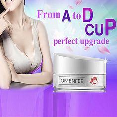 OMENFEE Herbal Extract Breast Enlargement Bust Enhancement Cream at Banggood