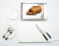 LAVIVA – Rezepte, Küchen-Helfer und alles Wissenswerte rund ums Kochen und Backen -Ente Roueneser Art: zerlegen, tranchieren, servieren