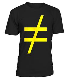 "# Gold Not Equal Sign T Shirt Inequality Mathematics Symbols .  Special Offer, not available in shops      Comes in a variety of styles and colours      Buy yours now before it is too late!      Secured payment via Visa / Mastercard / Amex / PayPal      How to place an order            Choose the model from the drop-down menu      Click on ""Buy it now""      Choose the size and the quantity      Add your delivery address and bank details      And that's it!      Tags: Premium Design T-Shirts…"