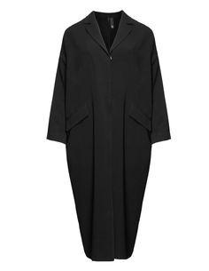 Manon Baptiste Oversized coat in Black