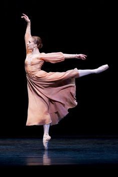 Marianela Nunez in Winter Dreams, Russian Ballet Icons Gala, March 2015. © Johan Persson.  The dramatic MacMillan excerpts had no context, which must have been bewildering for spectators unfamiliar with the ballets. Marianela Nunez and Thiago Soares...