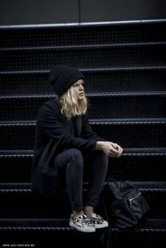 BEANIE WEATHER | Just Another Fashion Blog