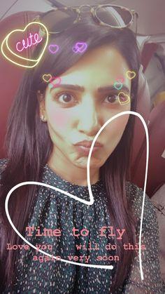 Samantha In Saree, Samantha Ruth, Fly Love, Samantha Photos, Jennifer Winget, South Actress, Film, Cute, Instagram