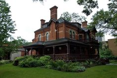 The Dalnavert House Museum, Winnipeg, Manitoba, Canada Canadian History, Local History, Small Mansion, Capital Of Canada, Cultural Capital, Win A Trip, Local Events, Nova Scotia, Queen Anne