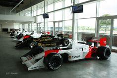 Iconic F1 Cars