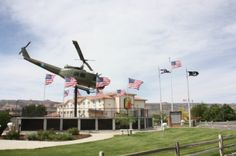 "Western Slope Vietnam War Memorial Park was established to commemorate the people's efforts in the U.S. armed force from 1959 till 1975, during the Vietnam period. UH-1H ""Huey"" helicopter is the main attraction, which played an important role during the war, and is now up on display as a remembrance of the Vietnam War."