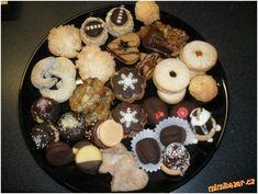 Vánoční cukroví 2011