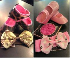 Your little girl will look molto bella in Baby Bella Maya's shoes, bows and ruffled diaper covers!