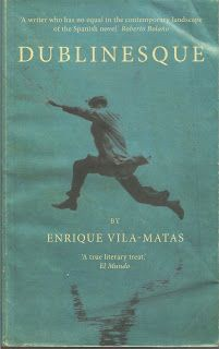 """Read """"Dublinesque"""" by Enrique Vila-Matas available from Rakuten Kobo. In this novel, Enrique Vila-Matas traces a journey connecting the worlds of Joyce and Beckett, and all they symbolize. Good Books, Books To Read, My Books, Good Readers, First Novel, Love Reading, Vintage Books, Book Art, Fiction"""