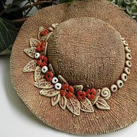 Online bazar - nové a použité zboží Ceramic Birds, Decorative Plates, Projects To Try, Clay, Sculptures, Creative Ideas, Projects, Garten, Clays