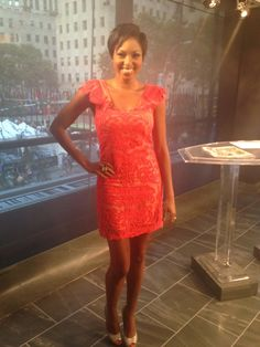 Alicia Quarles wearing Yoana Baraschi