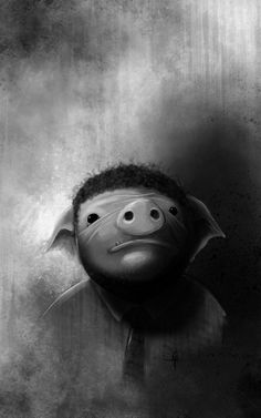 ArtStation - Pigboy, Rob Redman