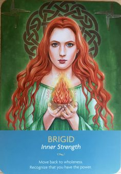 The origins of the Tarot are surrounded with myth and lore. The Tarot has been thought to come from places like Celtic Goddess, Celtic Mythology, Brighid Goddess, Kyle Gray, Free Tarot Cards, Oracle Tarot, Oracle Deck, Sacred Feminine, Angel Cards
