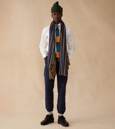 In collaboration with New York's Aimé Leon Dore, we have produced a capsule collection which reflects the unique sensibilities of both brands. This classic silk knit tie is rendered in bold block stripes of complementing jewel tones. Silk Made in Drake, Aime Leon Dore, Knit Tie, Black Heart, Silk Ties, Preppy, Rain Jacket, Windbreaker, Casual Outfits