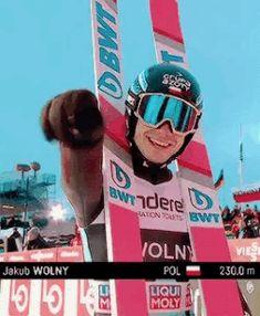 whatever [ski jumping] Ski Jumping, Dream Team, Jumpers, Poland, Skiing, Wattpad, Baseball Cards, Ski, Jumper