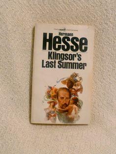 Klingsor's Last Summer by Herman Hesse  1974 by SecretsBookStore, $5.00