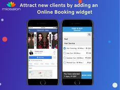 Integrate your salon and spa software to your website and social media pages to enable your clients to book, cancel or reschedule their appointment bookings anytime from anywhere. Tony N Guy, Text Message Marketing, Quickbooks Online, Salon Software, Best Salon, Financial Information, Facebook Business, Email Campaign, Social Media Pages