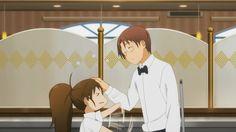 Taneshima & Takanashi - Working!! ~ DarksideAnime
