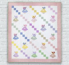 Free Quilt Pattern featuring 30's Minis by Erin Turner for Penny Rose Fabrics