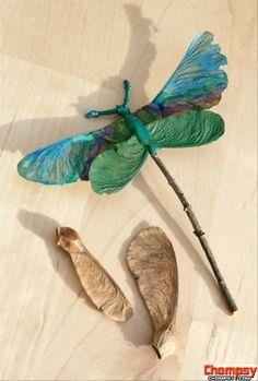 dragon fly craft ideas1