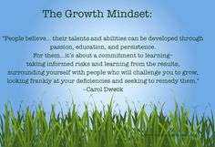 Quotes On Growth Mindset #211589