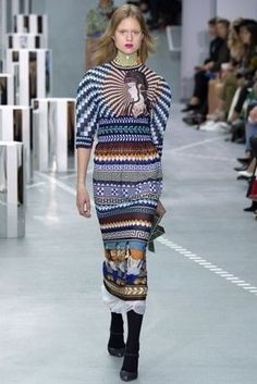 Suzy Menkes at London fashion week: day four: Menkes reports from Anya Hindmarch, Topshop and Mary Katrantzou.