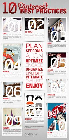 3 Gave Pinterest Infographics | RECLAMEPRAAT
